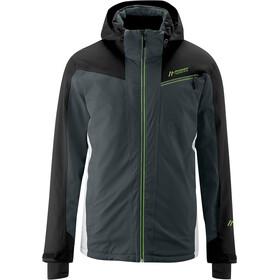 Maier Sports Marlin Jacket Men, gris/noir